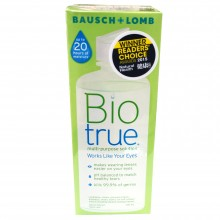 Bausch + Lomb Bio True Multi purpose solution