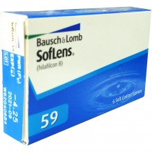 BAUSCH + LOMB SL59 Monthly Disposable Contact Lenses