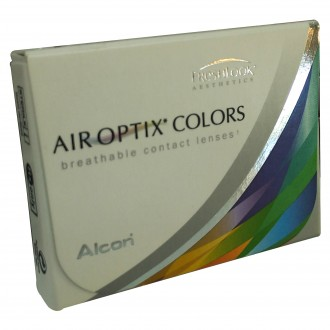 Alcon Air Optix 174 Monthly Colors Contact Lenses Ally Optical