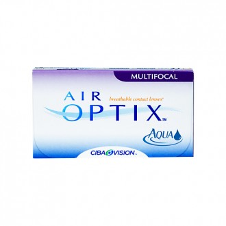 ALCON AIR OPTIX AQUA MULTIFOCAL Monthly Contact Lenses