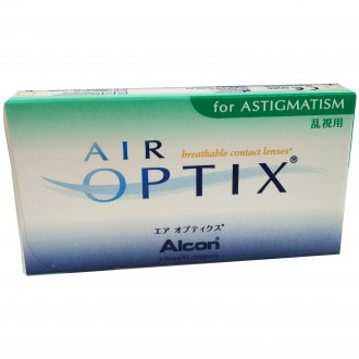 ALCON AIR OPTIX For Astigmatism Monthly Contact Lenses