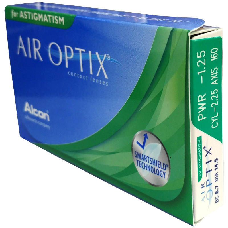alcon air optix for astigmatism monthly contact lenses. Black Bedroom Furniture Sets. Home Design Ideas