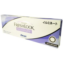 ALCON FRESHLOOK® ILLUMINATE™ Daily Color Contact Lenses