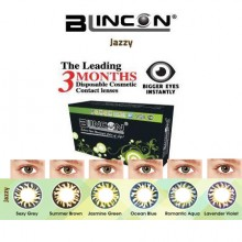 BLINCON JAZZY 3 Months Color Contact Lenses