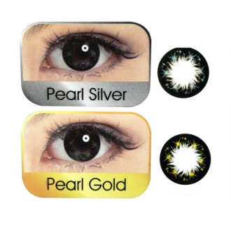 BLINCON PEARL Monthly Color Contact Lenses