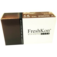 FRESHKON ALLURING EYES Monthly Color Contact Lenses