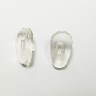 Silicone Corn Shape Push-in Nose Pad