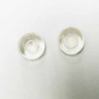 Silicone Slide-on Button Nose Pad