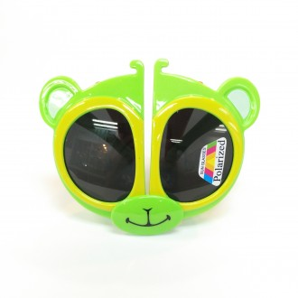 Cutie Bear Kids Silicone Fashionable Sunglass