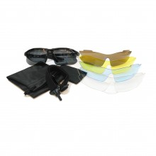 AT9135 5 in 1 Interchangeable Sport Sunglasses