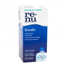 BAUSCH & LOMB Renu Fresh Multi Purpose Solution 355ML